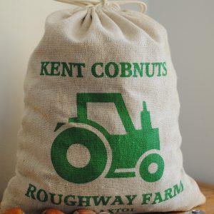 Kent Cobnut gift bag (1kg)