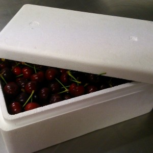 Fresh British Cherries 1.25Kg – 2Kg