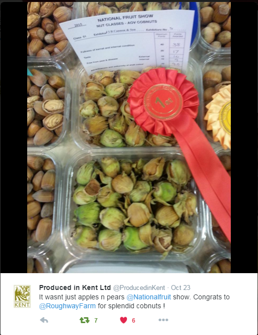 National Fruit Show 2015