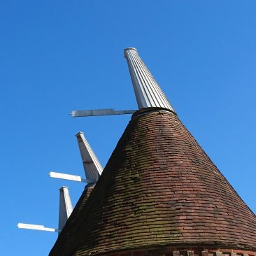 Kentish Oast House Roundels