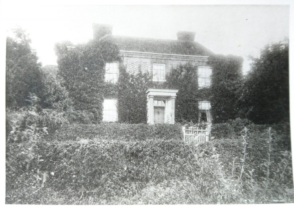 Roughway Farmhouse (Circa 1900)
