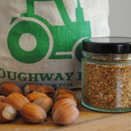 Cobnut Dukkah from Roughway Farm