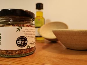Great Taste Award Cobnut Dukkah Set