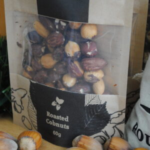 Roasted Cobnuts