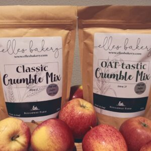 Roughway Crumble Mixes