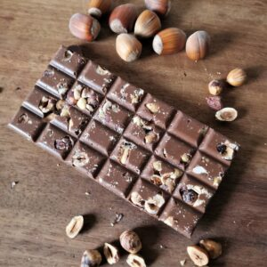 Cobnut Milk Chocolate Bar