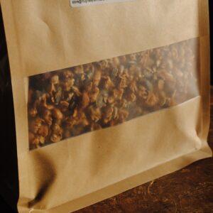 Pouch of cobnut granola